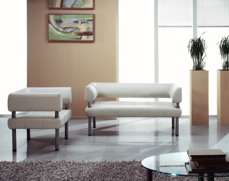 Набор мягкой мебели для офиса