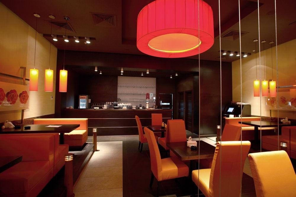 мебель в суши-баре