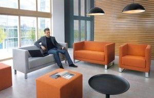 Диваны и кресла для зоны ожидания