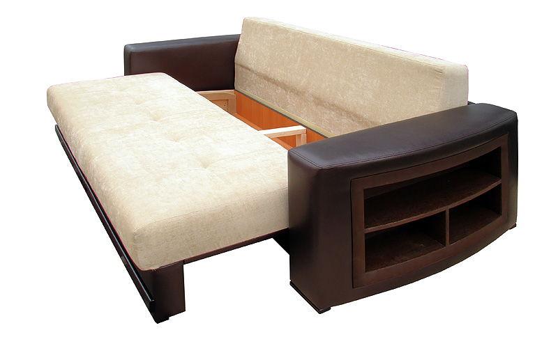 Разновидности конструкций диванов