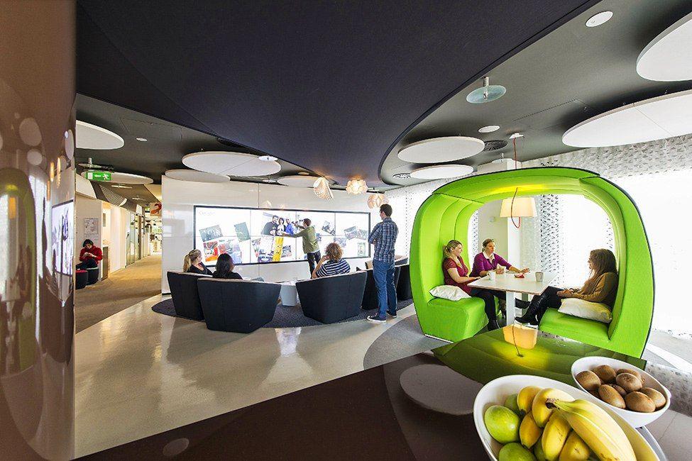 Дизайн зоны отдыха в офисе[huge_it_portfolio id=