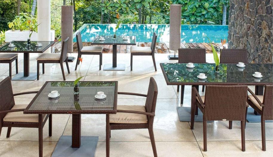 Как выбрать стулья для кафе и ресторанов