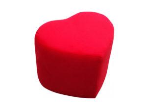 Пуф сердце 1